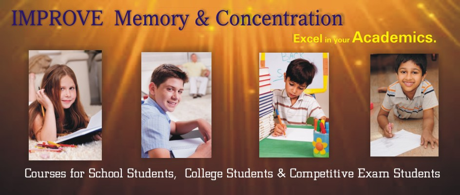 4. MEMORY AND CONCENTRATION – AUGUST 2016