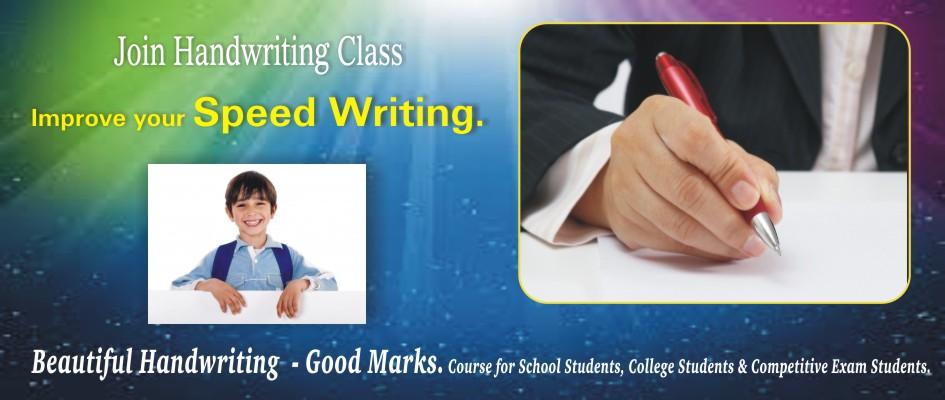 2. HANDWRITING CLASSES