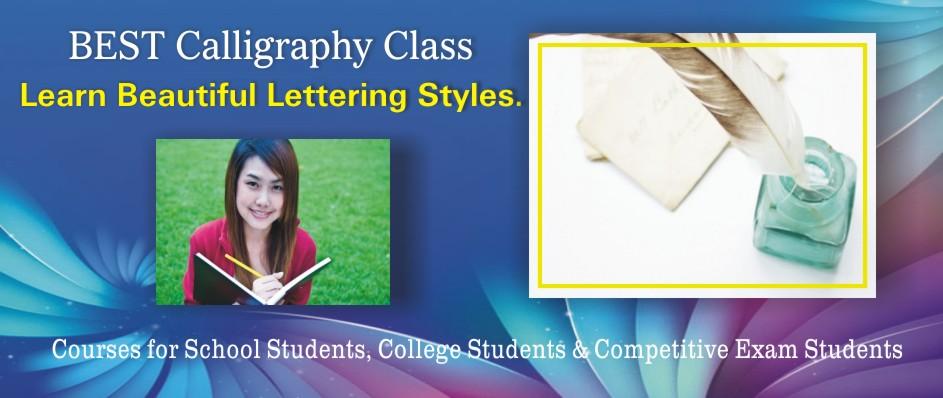 3. CALLIGRAPHY CLASSES