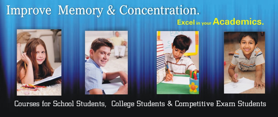 4. MEMORY & CONCENTRATION CLASSES