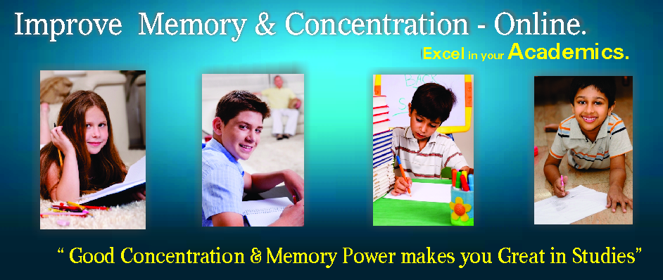4. MEMORY AND CONCENTRATION – JULY 2020